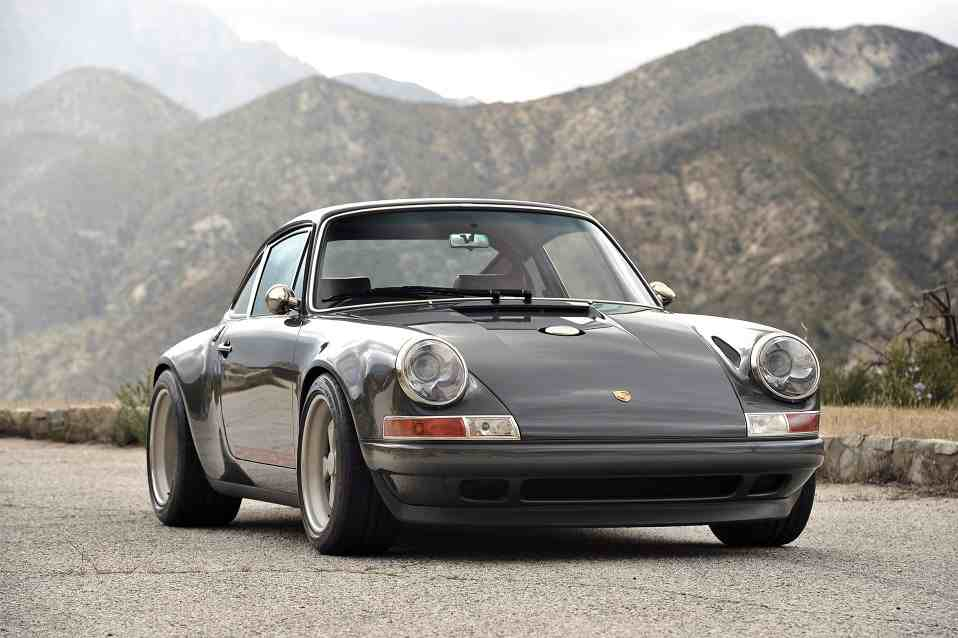 Porsche 911 Indonesia od Singer Design