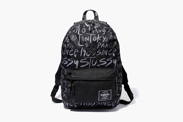 Stussy x Herschel Supply Co. podzim 2014 / Kolekce Cities
