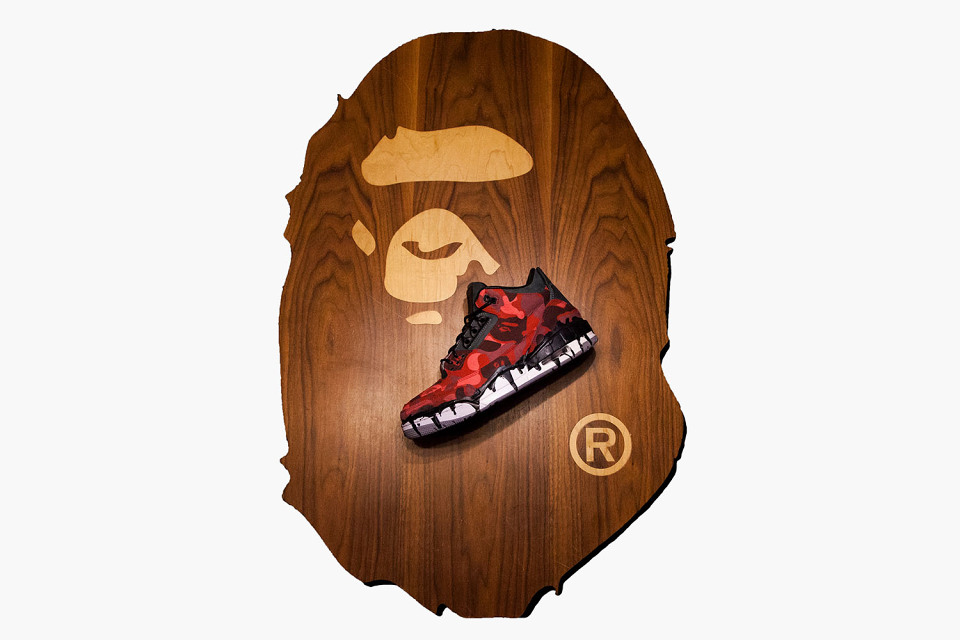 Air Jordan 3 by JBF Customs / Speciál BAPE/Ice Cream