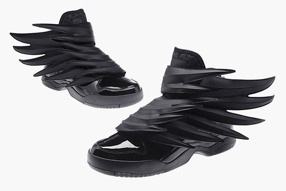 Adidas Jeremy Scott Black 2.0
