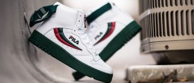 Packer Shoes x Fila / Sneakers FX-100 The O.G.