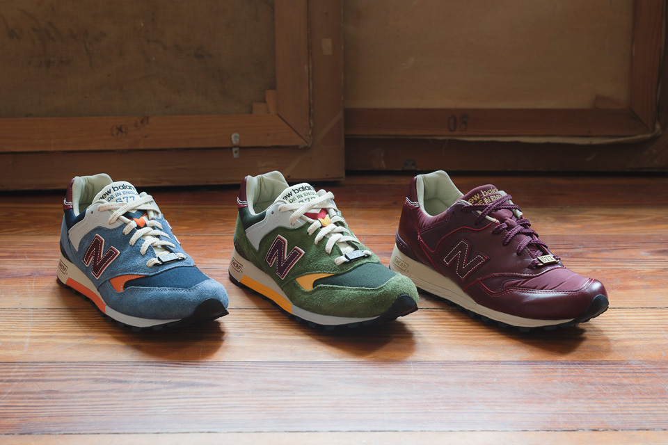 New Balance jaro/léto 2015 - Edice Made in England