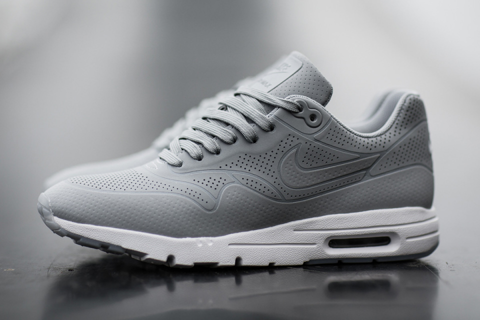 Tenisky Nike Air Max 1 Ultra Moire - Wolf Grey