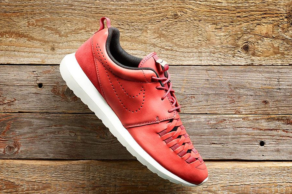 Nike Roshe NM Woven / Luxusní provedení Pueblo Red