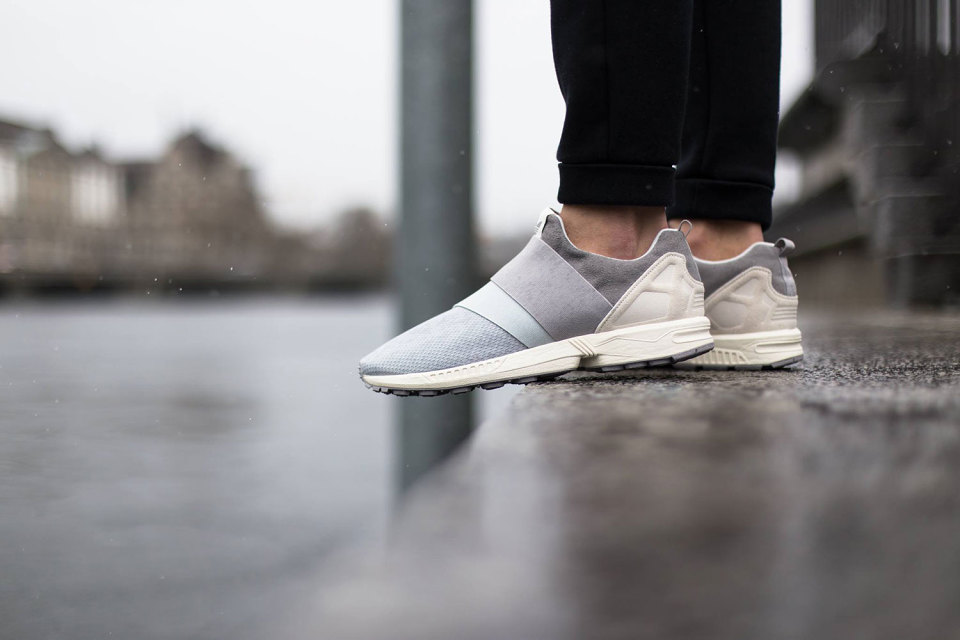 Tenisky adidas Originals ZX Flux Slip-On
