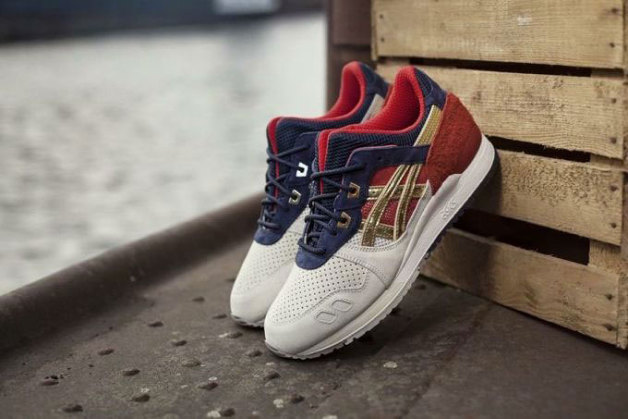 Concepts x ASICS / Tenisky Gel Lyte III 25th Anniversary