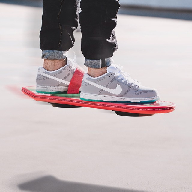 "Nike SB Dunk Low Premium ""Marty McFly"" na Queensu"